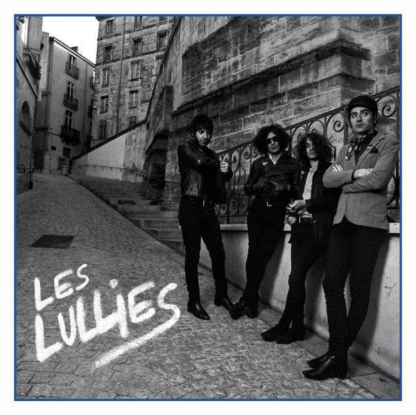 LES LULLIES, s/t cover