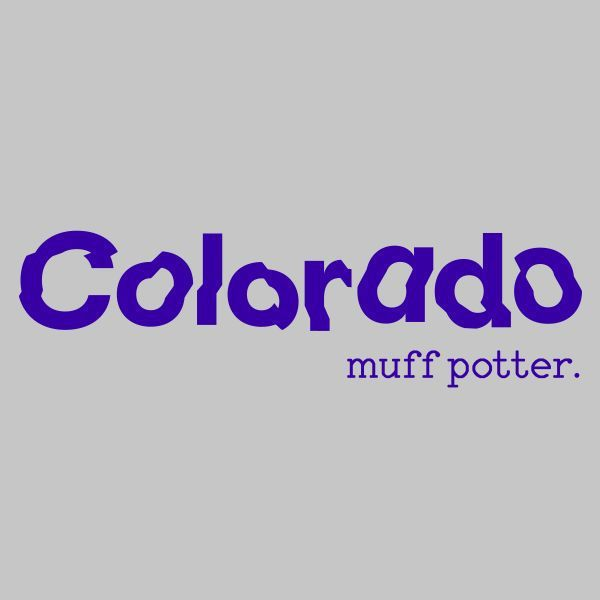 MUFF POTTER, colorado cover