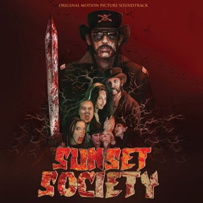 O.S.T., sunset society cover
