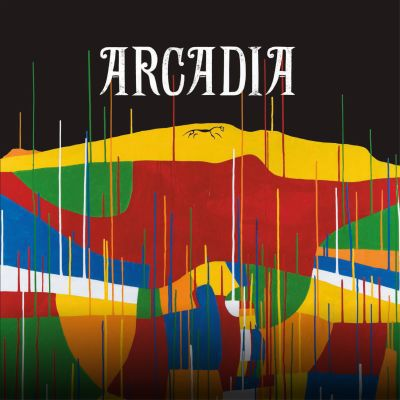 Cover O.S.T. (ADRIAN UTLEY & WILL GREGORY), arcadia