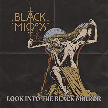 BLACK MIRRORS, look into the black mirror cover