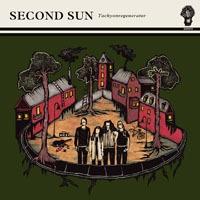 SECOND SUN, tachyonregenerator cover