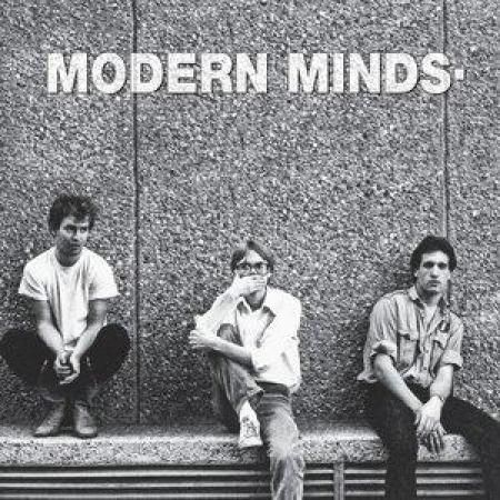 MODERN MINDS, go cover