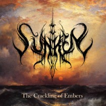 SUNKEN, the crackling of embers cover