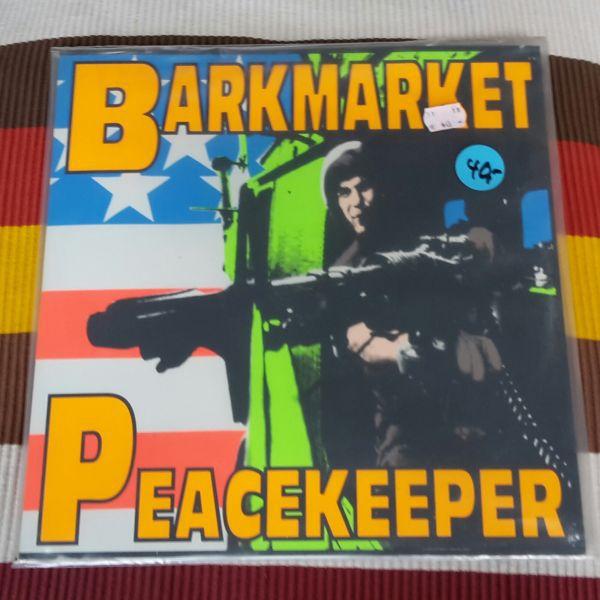 BARKMARKET, peacekeeper (USED) cover