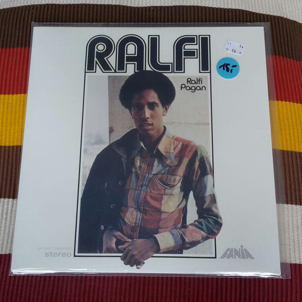 RALFI PAGAN, ralfi (USED) cover