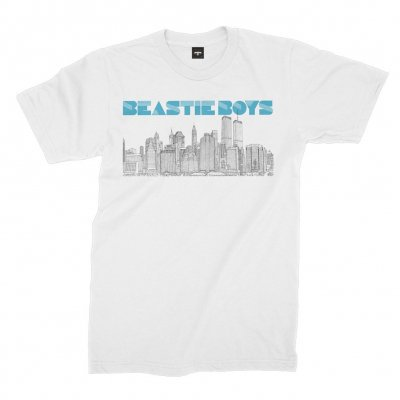 BEASTIE BOYS, to the 5 boroughs (boy) white cover