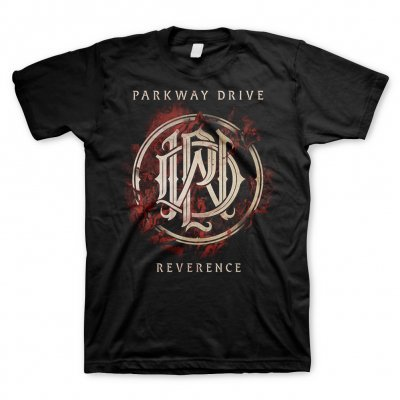 PARKWAY DRIVE, rev. monogram (boy) black cover