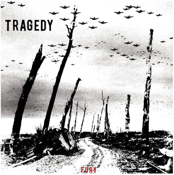 TRAGEDY, fury cover