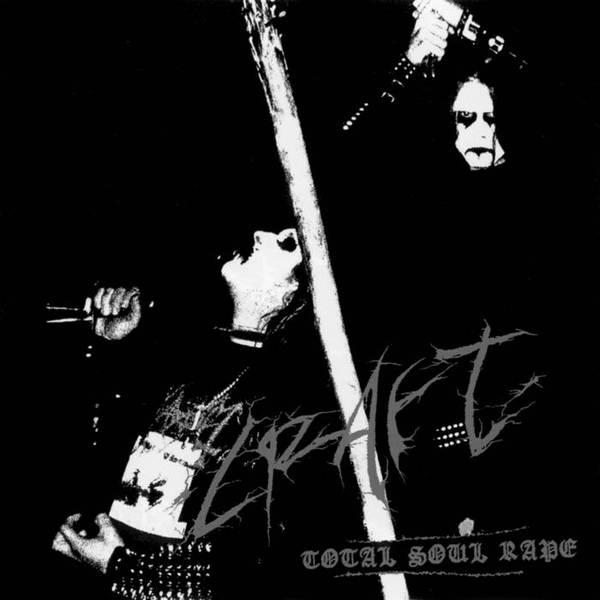 CRAFT, total soul rape cover