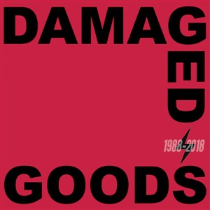 V/A, damaged goods  1988-2018 cover