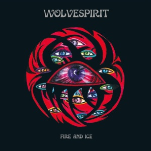 WOLVESPIRIT, fire and ice cover