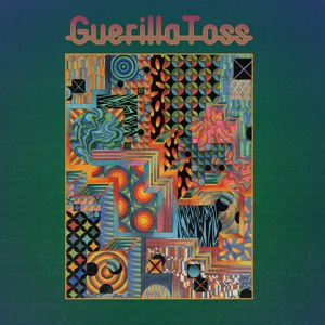 GUERILLA TOSS, twisted crystal cover
