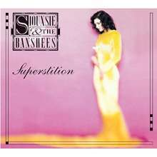 Cover SIOUXSIE AND THE BANSHEES, superstition