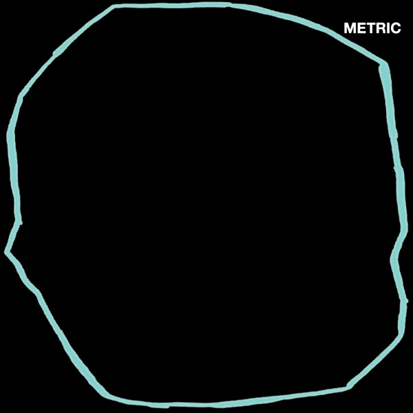 Cover METRIC, art of doubt