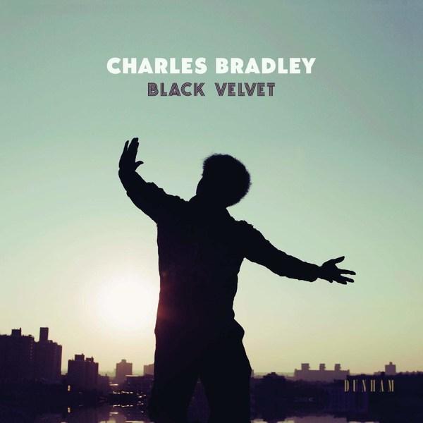CHARLES BRADLEY, black velvet cover