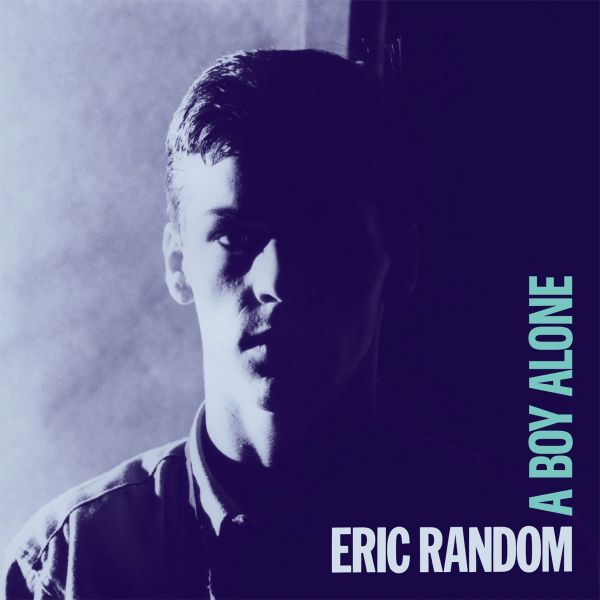 Cover ERIC RANDOM, a boy alone