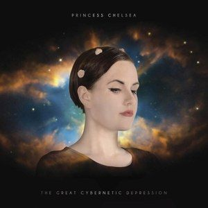 Cover PRINCESS CHELSEA, great cybernetic depression