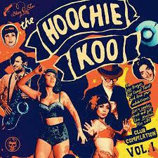 V/A, the hoochie koo 1 cover