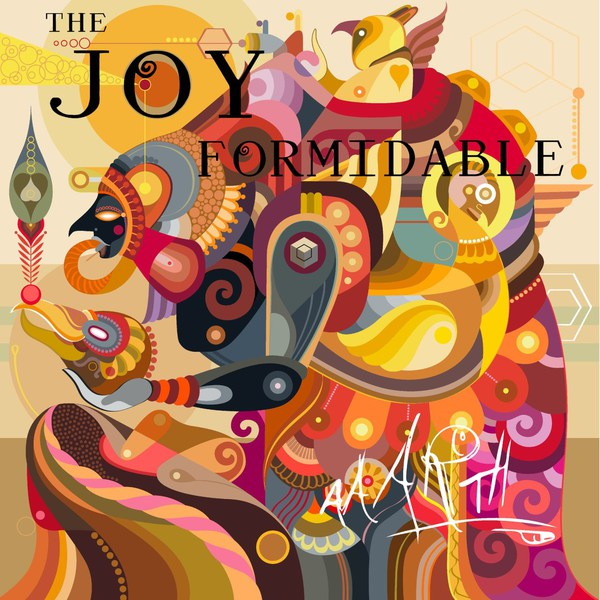 JOY FORMIDABLE, aaarth cover