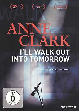 Cover ANNE CLARK, i´ll walk out into tomorrow