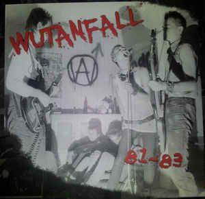 WUTANFALL, 81 - 83 cover