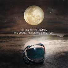 Cover ECHO & THE BUNNYMEN, the stars, the ocean & the moon