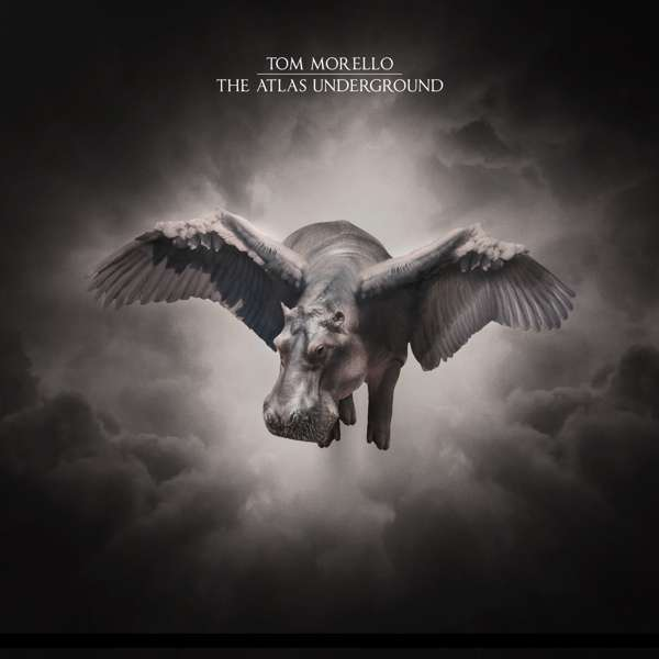 Cover TOM MORELLO, the atlas underground
