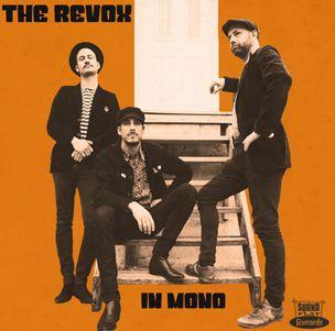 REVOX, in mono cover