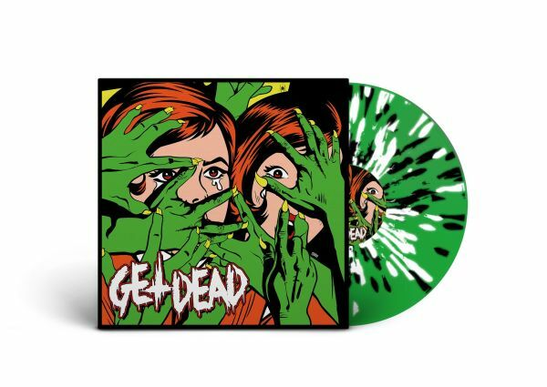 GET DEAD, s/t cover