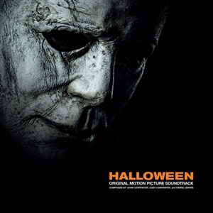 Cover O.S.T. (JOHN CARPENTER/CODY CARPENTER...), halloween (2018)