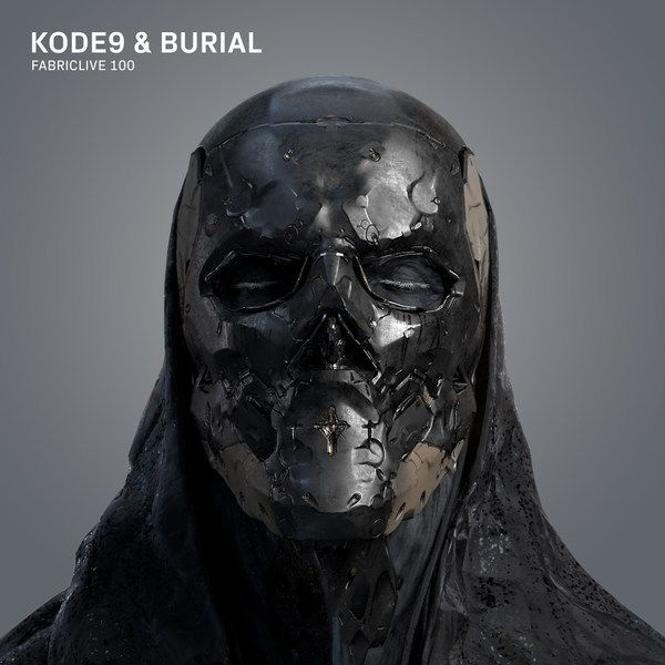KODE 9 & BURIAL, fabric live 100 cover