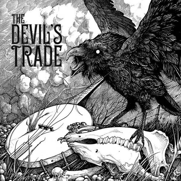 DEVIL´S TRADE, what happened to the little blind crow cover