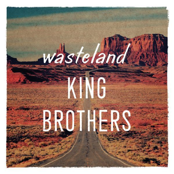 KING BROTHERS, wasteland cover