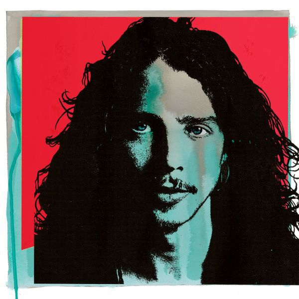 Cover CHRIS CORNELL, s/t