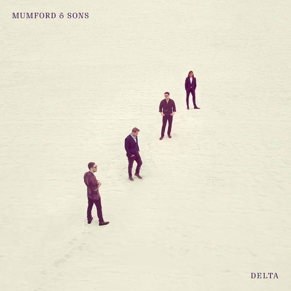 MUMFORD & SONS, delta cover