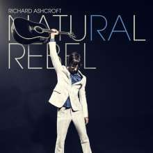 RICHARD ASHCROFT, natural rebel cover