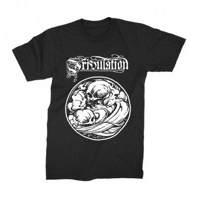 TRIBULATION, the world (boy) black cover