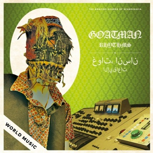 Cover GOATMAN, rhythms