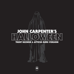 Cover TRENT REZNOR & ATTICUS ROSS, john carpenter´s halloween theme