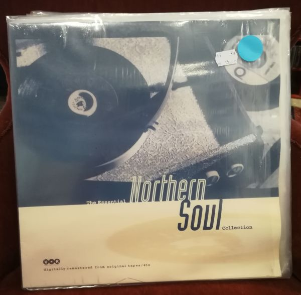 V/A, essential northern soul... (USED) cover