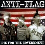 ANTI-FLAG, die for the government cover