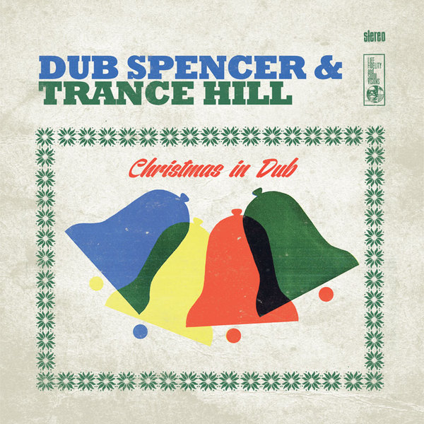 DUB SPENCER & TRANCE HILL, christmas in dub cover