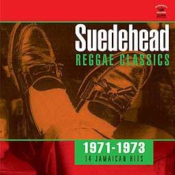 V/A, suedehead: reggae classics 1971-73 cover