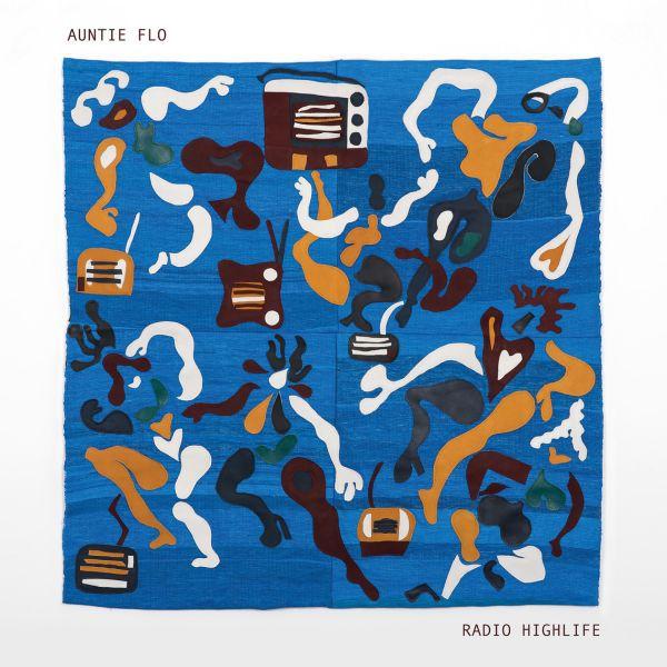 AUNTIE FLO, radio highlife cover