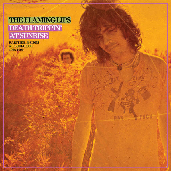 FLAMING LIPS, death trippin´ at sunrise cover