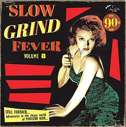 Cover V/A, slow grind fever 08