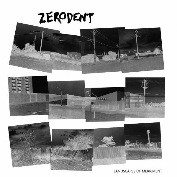 ZERODENT, landscapes of merriment cover
