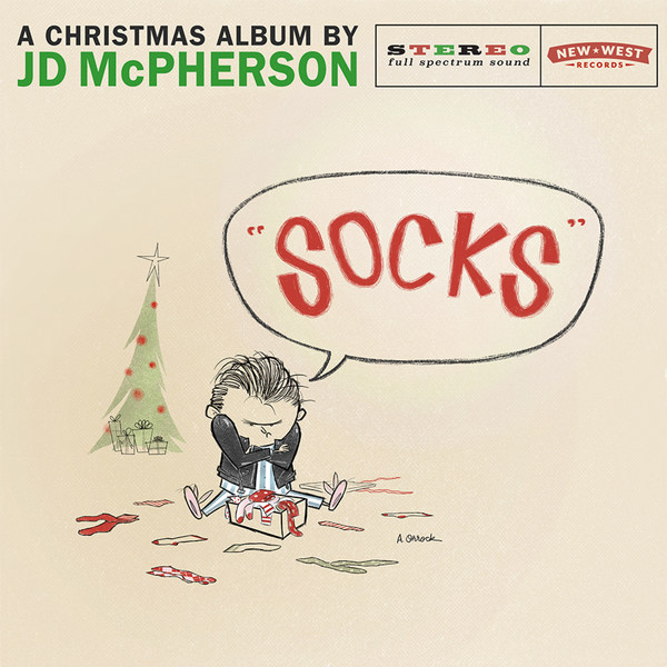 Cover JD MCPHERSON, socks