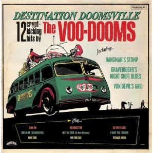 VOO-DOOMS, destination doomsville cover